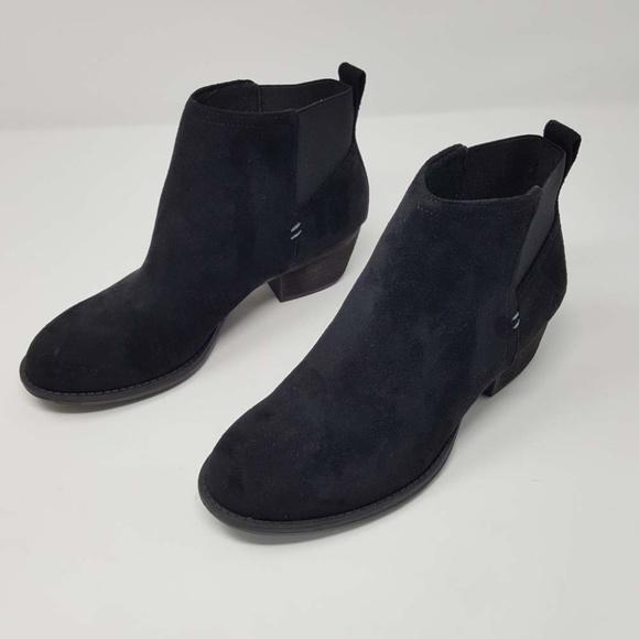 88d36a0d7e9 Dr. Scholl's Women's Jorie Boot, Black Microsuede